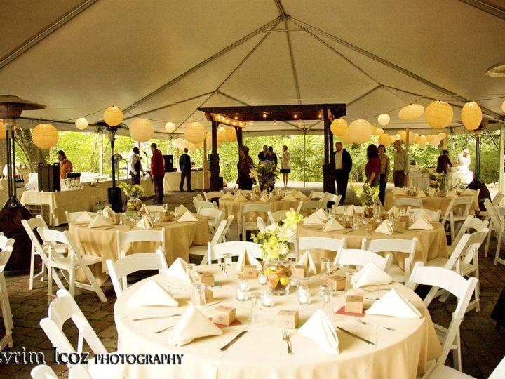 Tmx 1383863316363 Evrim Tent Fir Grov Troutdale wedding venue