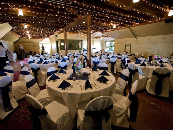 Tmx 1383863447560 Attic Reception With Chair Covers  Troutdale wedding venue