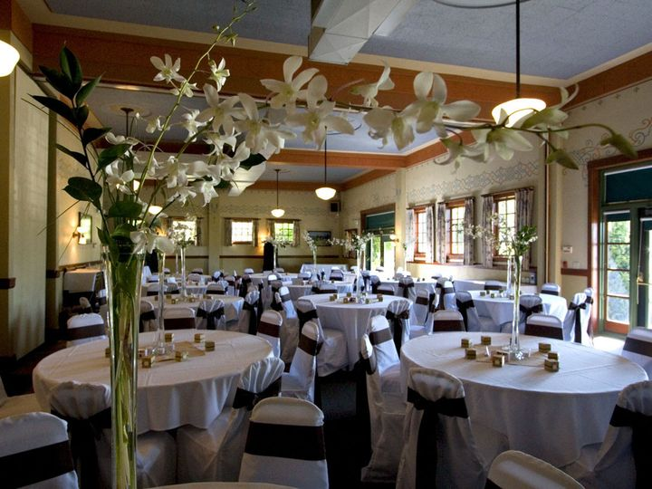 Tmx 1383863573985 Bbh Reception With Chair Covers  Troutdale wedding venue
