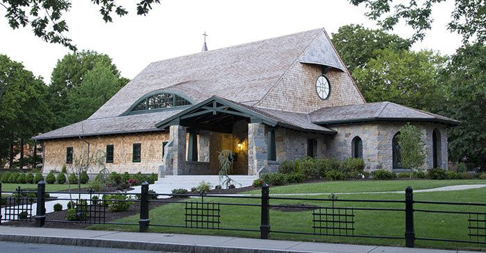 Our Lady of Mercy Chapel Salve Regina University
