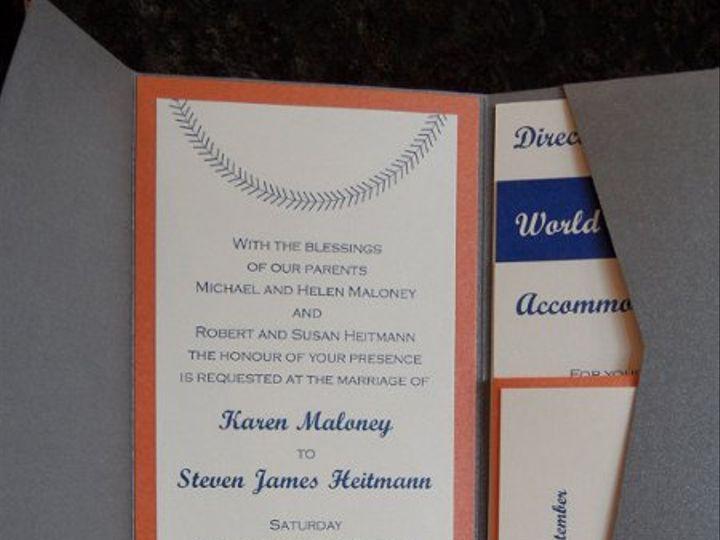 Tmx 1296244361666 SAM0314 Englewood, New Jersey wedding invitation