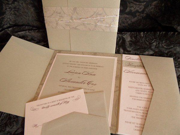 Tmx 1296244392244 SAM0387 Englewood, New Jersey wedding invitation
