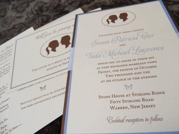 Tmx 1296244449307 Susancoxinvitation Englewood, New Jersey wedding invitation