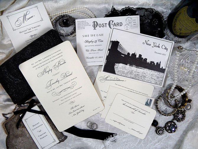 Tmx 1377702981008 Image1 Englewood, New Jersey wedding invitation
