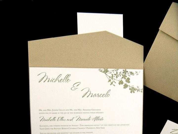 Tmx 1377709063340 Gelles3 Englewood, New Jersey wedding invitation