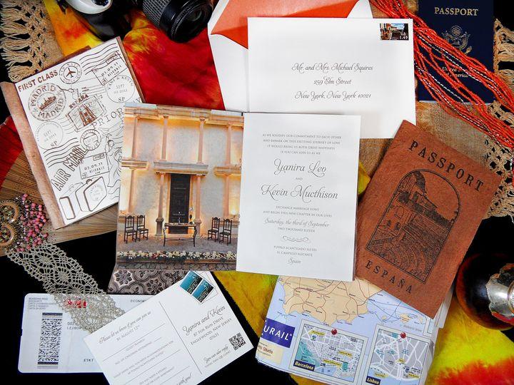 Tmx 1473784912657 Leolp 4 Englewood, New Jersey wedding invitation