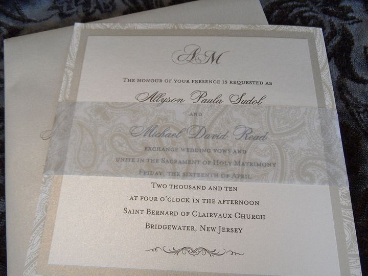 Tmx 1473785624514 Sudollp 5 Englewood, New Jersey wedding invitation