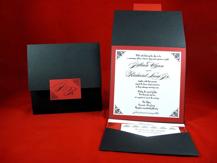 Tmx 1473785744874 Wynnlp 1 Englewood, New Jersey wedding invitation