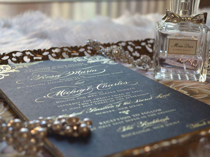 Tmx 1536869748 B15ba61a0fd6d1bc 1536869746 E8f073ce94e61e3a 1536869403930 1 Rosafasola Englewood, New Jersey wedding invitation