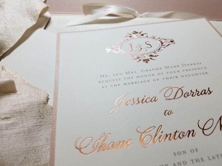 Tmx 1536869881 36f4e15e7630fbbc 1536869879 7e44d76012633df4 1536869532592 6 Dorras2 Englewood, New Jersey wedding invitation