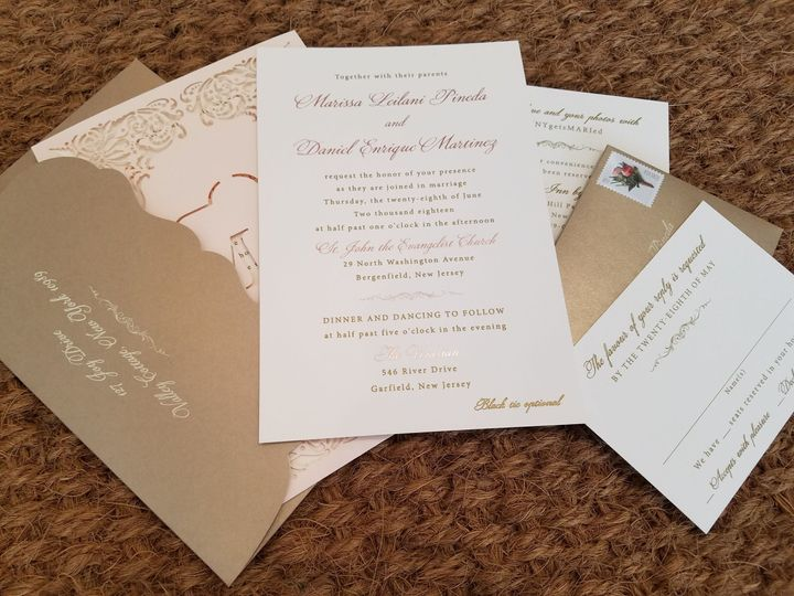 Tmx 1536870093 3f462376171bc9b1 1536870091 4d04394aec71cd99 1536869746059 8 Pineda Englewood, New Jersey wedding invitation