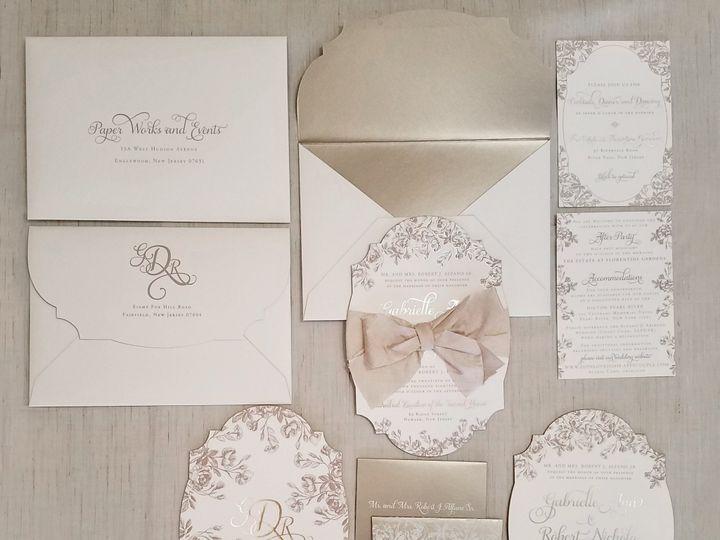 Tmx Fullpic Square 51 171627 157660651851064 Englewood, New Jersey wedding invitation