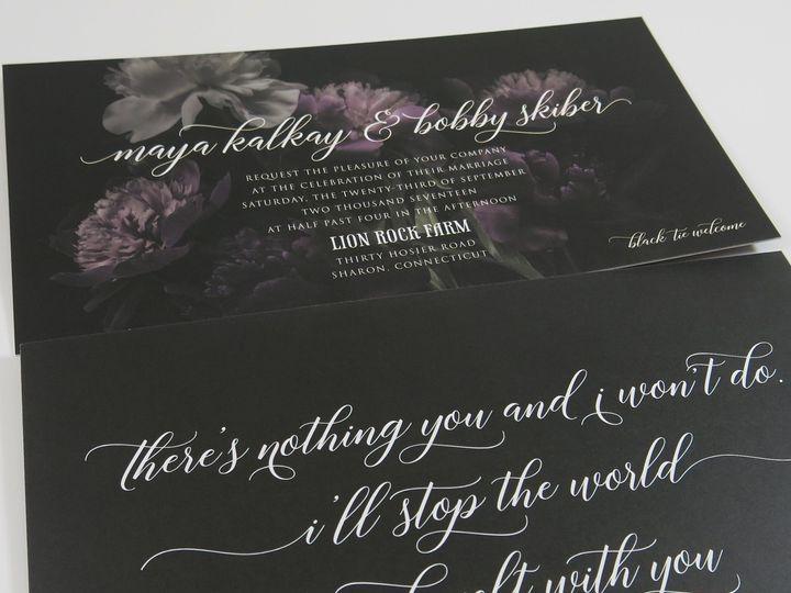 Tmx Maya Kalkay 1 51 171627 157660538912078 Englewood, New Jersey wedding invitation