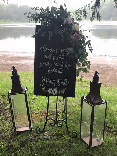 June Beach Wedding