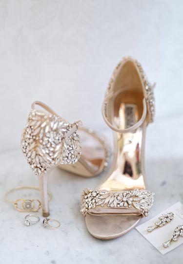 Detail shoe shots