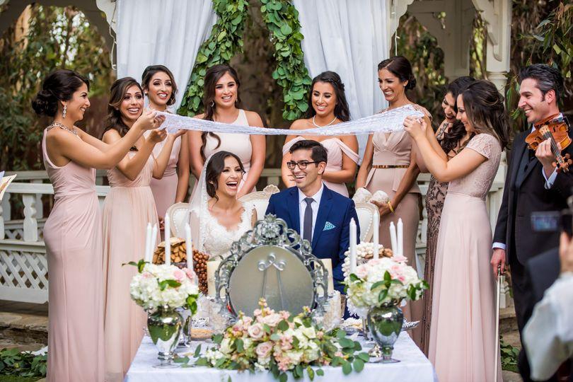 Twin Oaks Garden Wedding