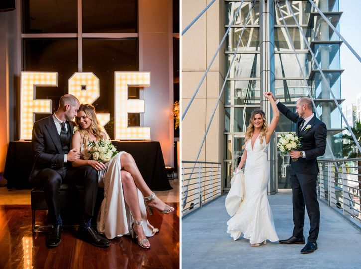 Ultimate Skybox Wedding