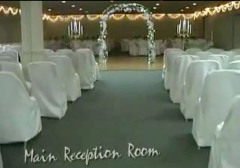 Main reception room