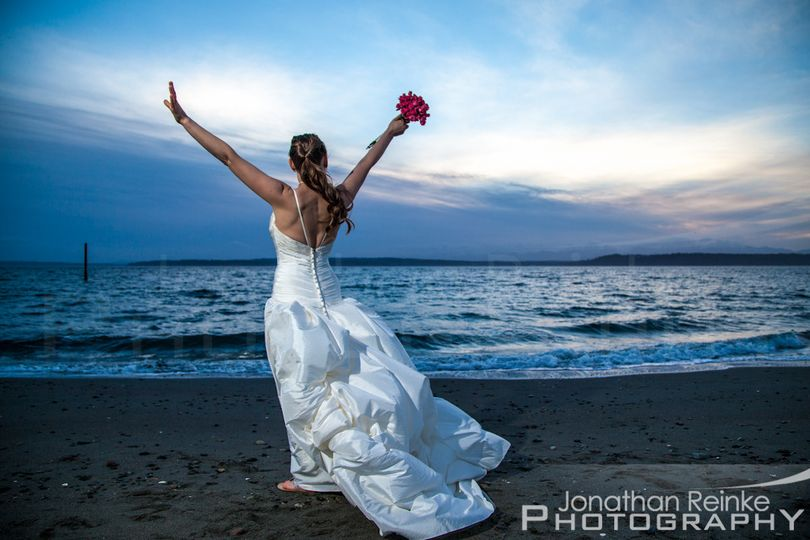 edmonds wedding photograph
