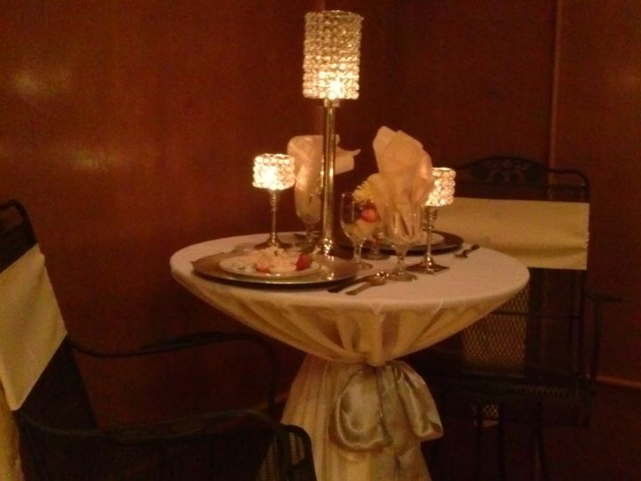 Tmx 1398799099056 Cocktail Table Deco North Charleston, SC wedding planner