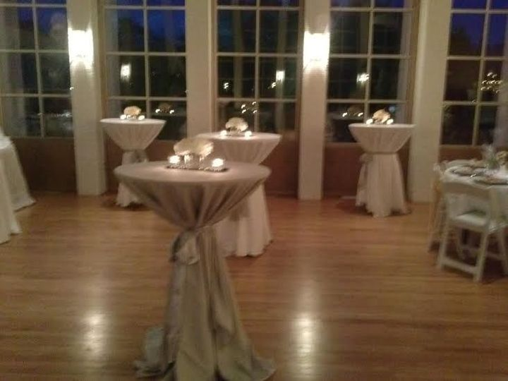 Tmx 1398799109304 Cocktail Table North Charleston, SC wedding rental