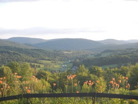 This is the backdrop for your wedding as well as the view from our rooms