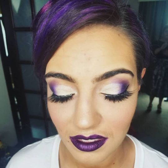 Closeup on the look