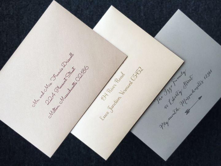 Tmx 1478715556519 Img8977 East Bridgewater wedding invitation