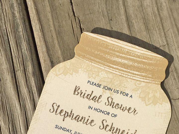 Tmx 1479737849916 Image1 East Bridgewater wedding invitation