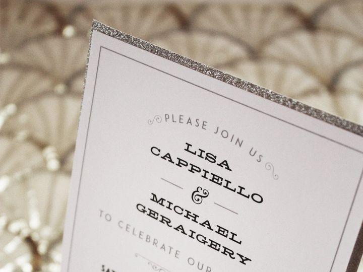 Tmx 1488299993416 Img3931  2 East Bridgewater wedding invitation