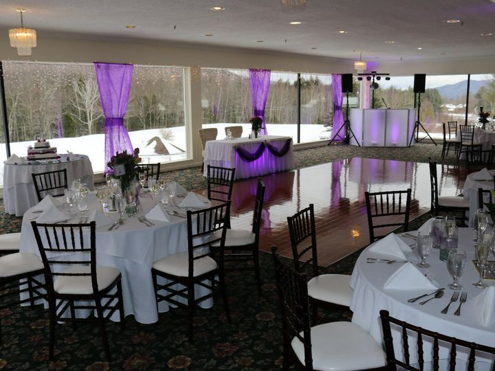 Tmx 1502300201681 Melissa  Mike 4 8 17  Reception Hall Lincoln, NH wedding venue