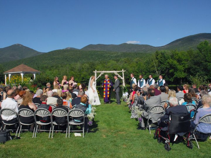 Tmx 1502300359119 Pierce Wedding 8 1 15 3 Lincoln, NH wedding venue