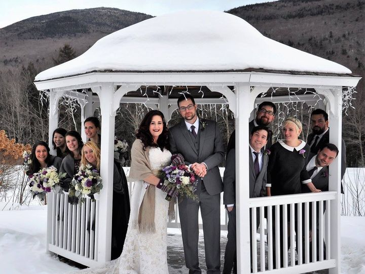 Tmx 1502305850821 Jess  Dave 2 4 17 Lincoln, NH wedding venue