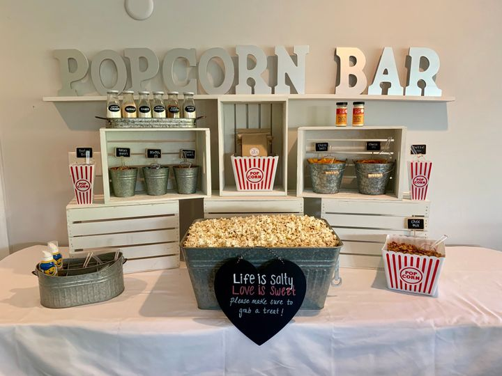 Tmx Popcorn Bar 51 106627 158093741719953 Lincoln, NH wedding venue