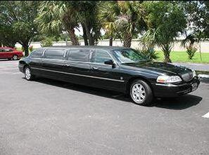 Classic limousine