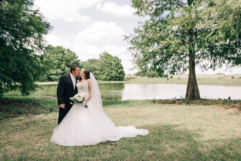 Ranch Wedding In Schulenburg