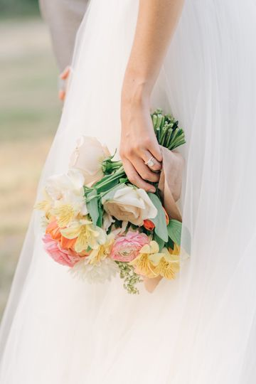 The Dangling Bouquet