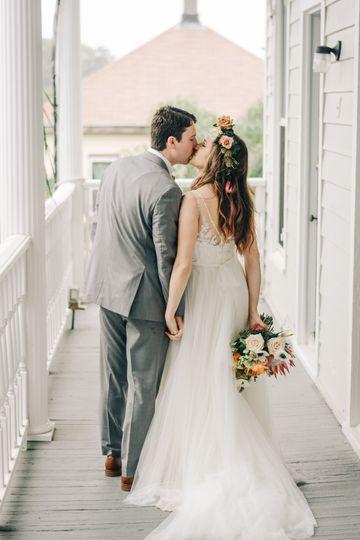 Beautiful Wedding in Galveston