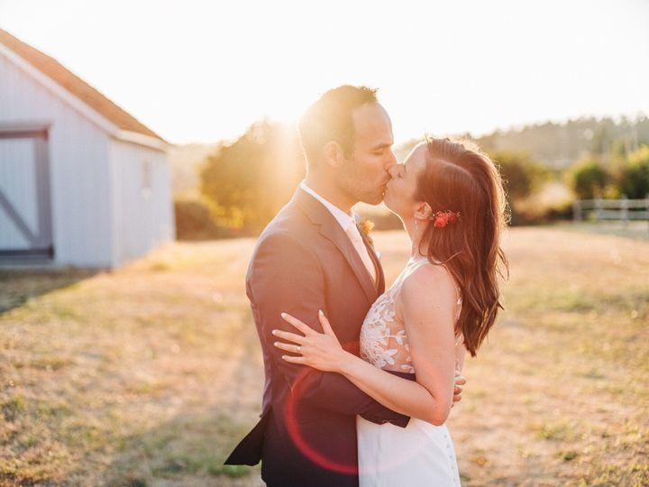 whidbey island crockett farms wedding sunset 51 956627 1570556272