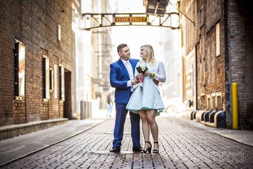 creative chicago wedding photographer michelle w
