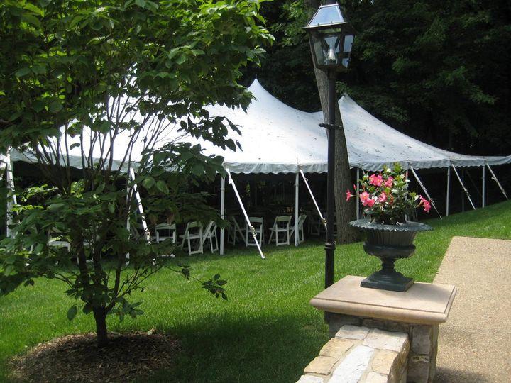 Tmx 1359648240095 Backyardtentwedding Kalamazoo wedding rental