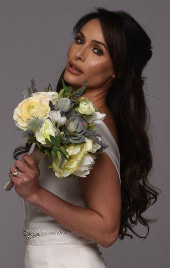 Bridal bouquet rental
