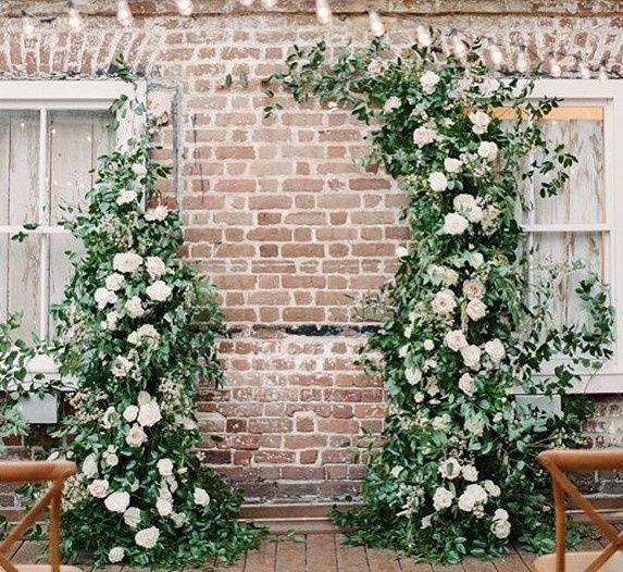 Freeform Floral Arch Inspo