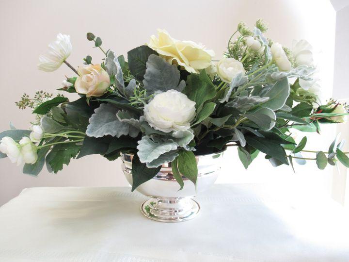 Silk flowers rental