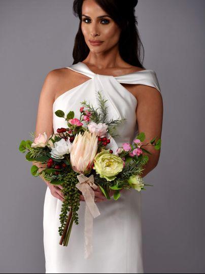 Silk Rental bouquet