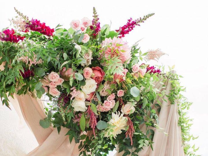 Tmx Arch With Fabric Inspo 51 1048627 158195938089769 Pottstown, PA wedding florist