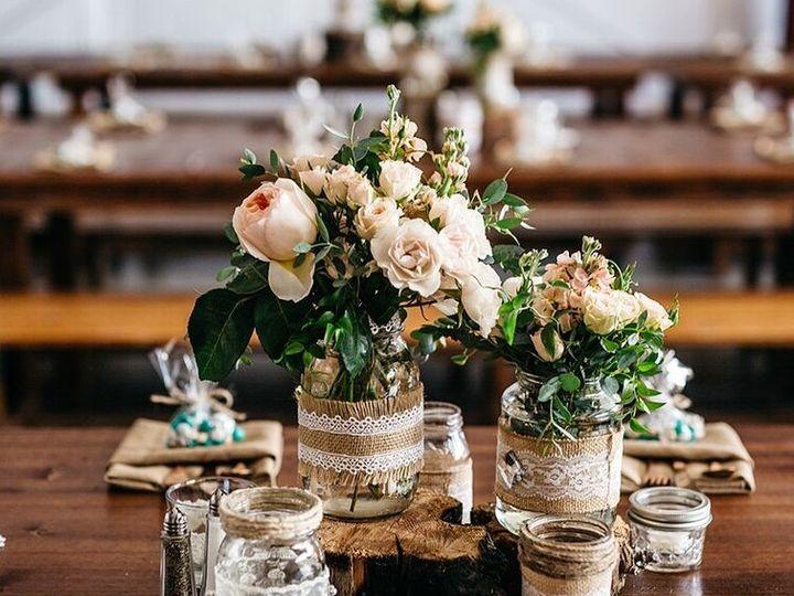 Tmx Rustic Centerpiece Ideas Danielles Wedding 2021 51 1048627 158307443588111 Pottstown, PA wedding florist
