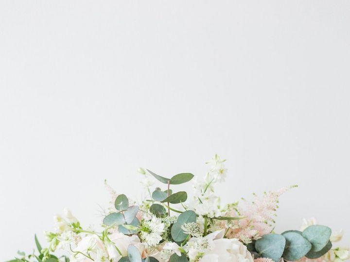 Tmx White And Blush Wedding Bouquet 51 1048627 158307420240292 Pottstown, PA wedding florist