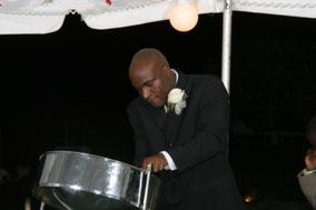 Steel Drum Flavor Caribbean Island Music