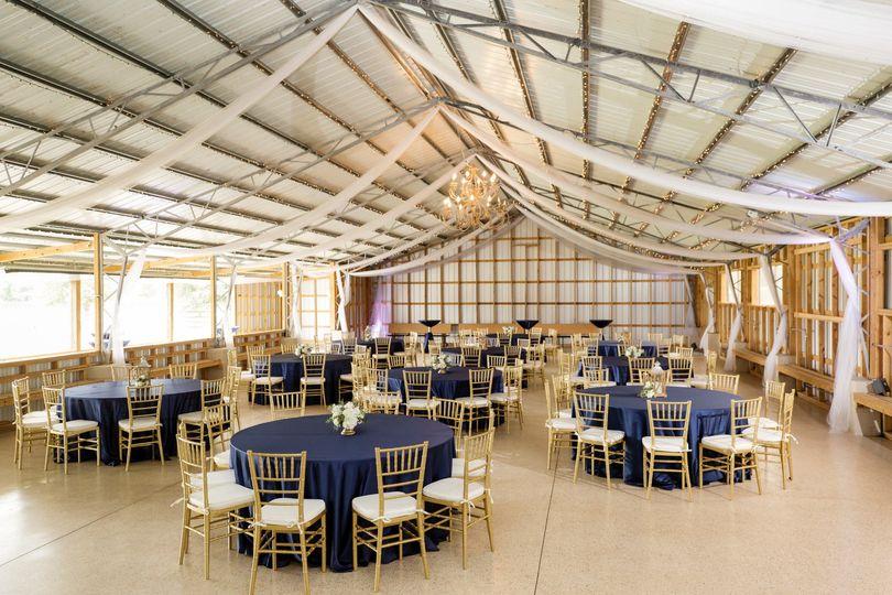 Big barn reception